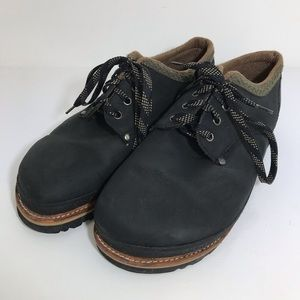 Simple Men's Leather Boots